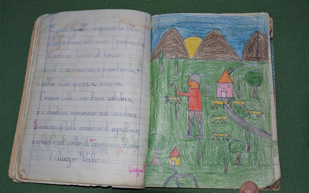 Quaderno V Elementare
