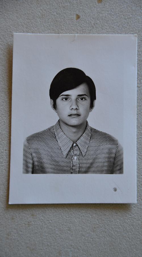Giuliano Cardellini - Tessera 14 anni