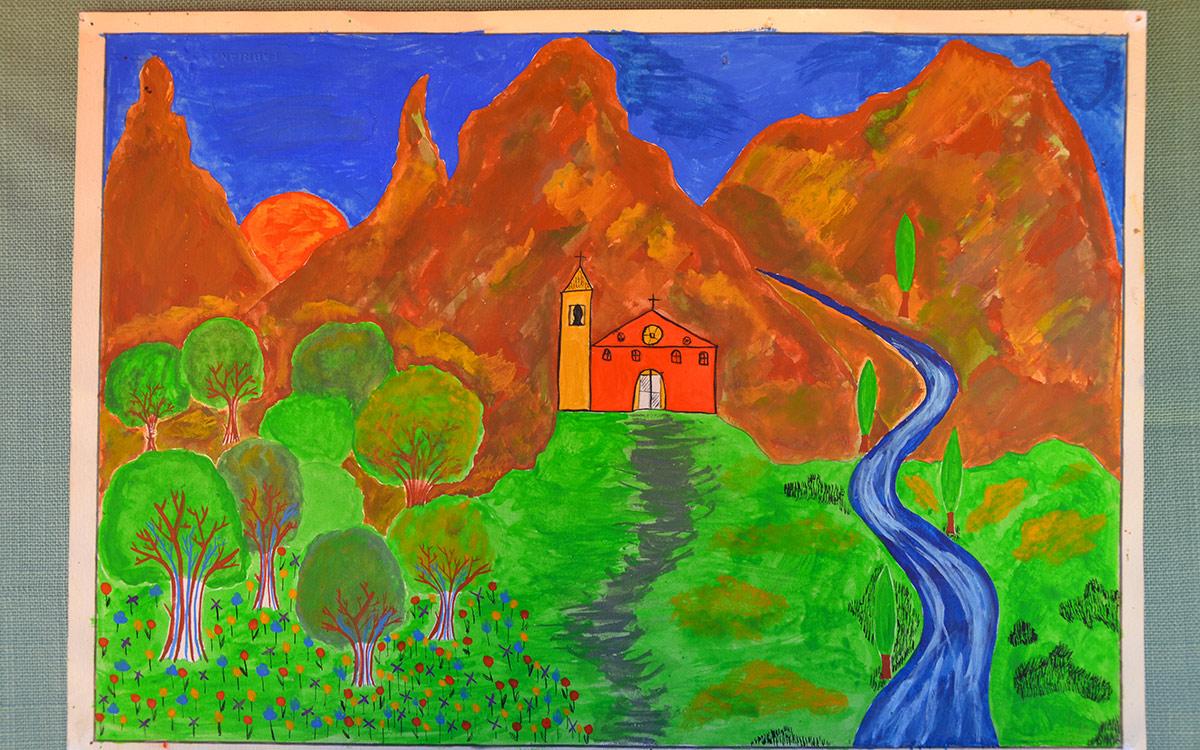 Pittura - Giovane parte 2