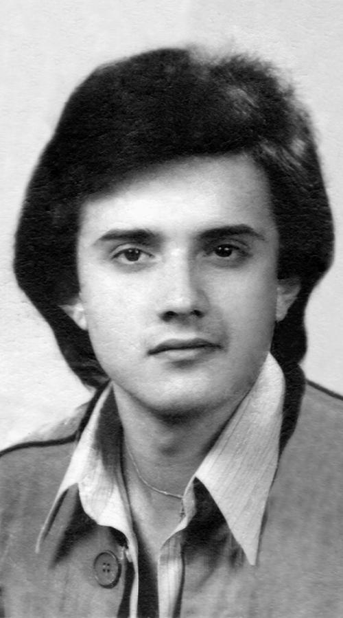 Giuliano Cardellini - Anni 18