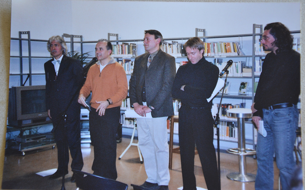 Libro Pesaro 2005
