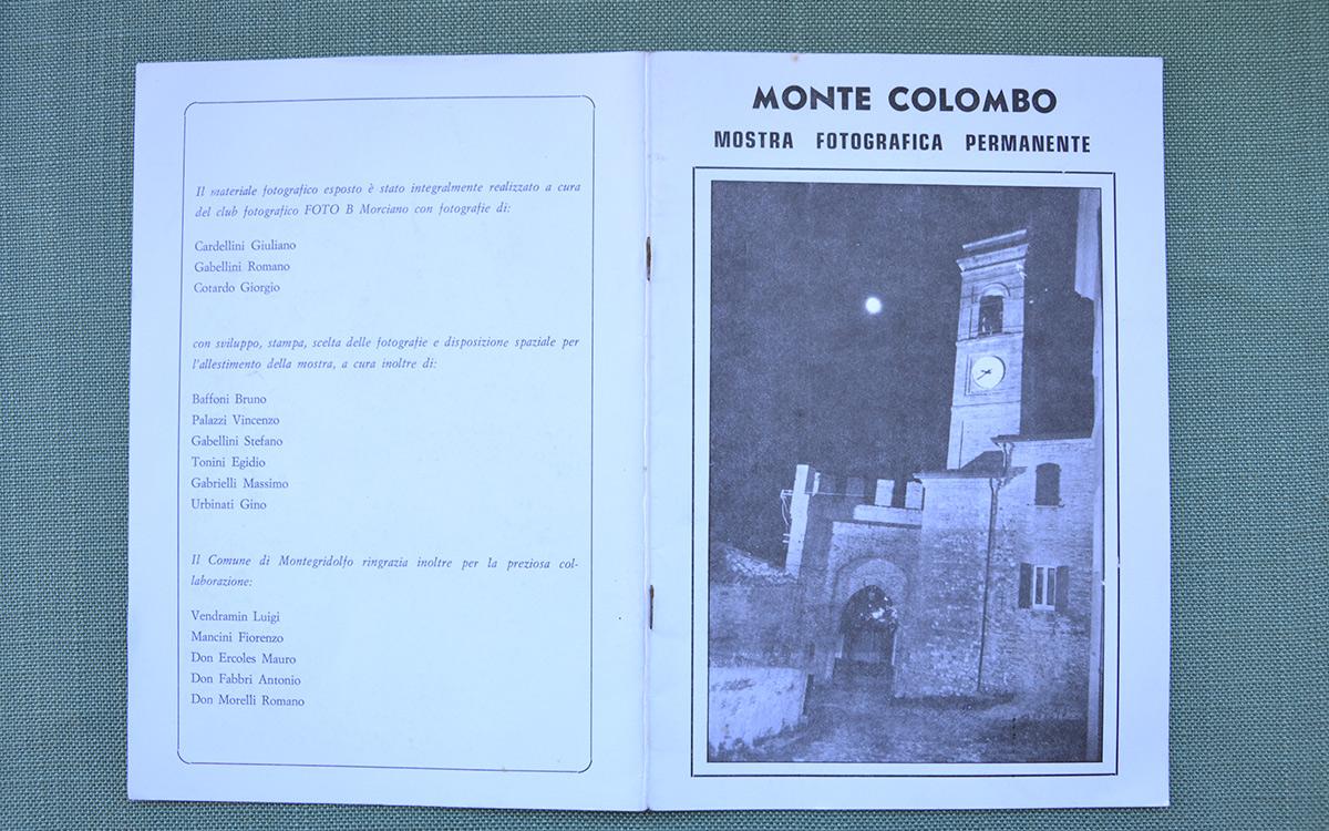 Monte Colombo Depliant