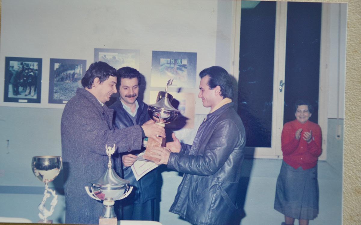 Premio fotografia 1985-86