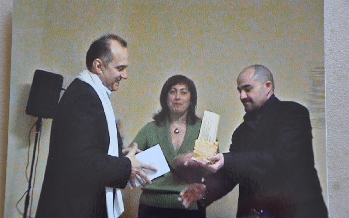 Premio Emozioni - ROMA 2008