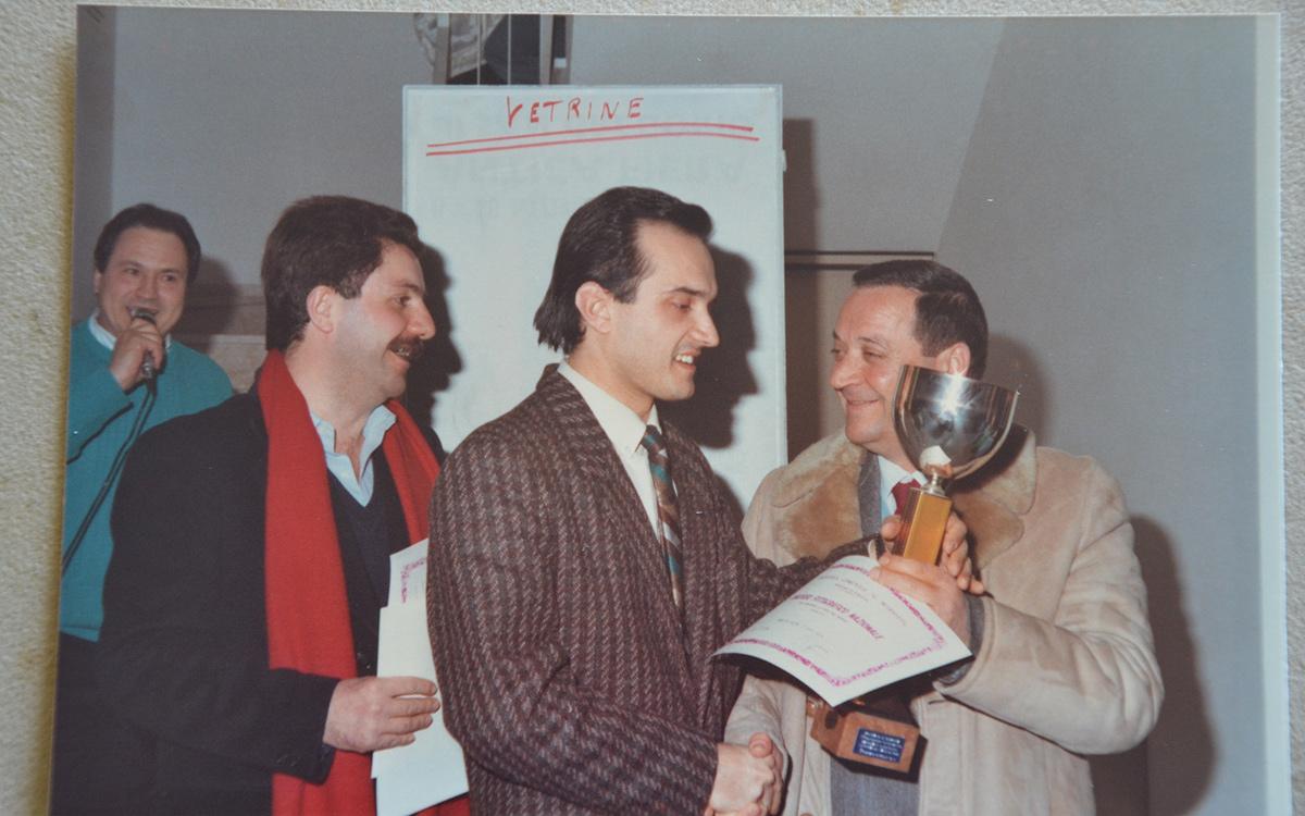 Premio fotografico 1985-86