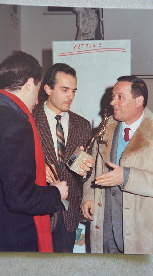 Premio per la fotografia 1987-88