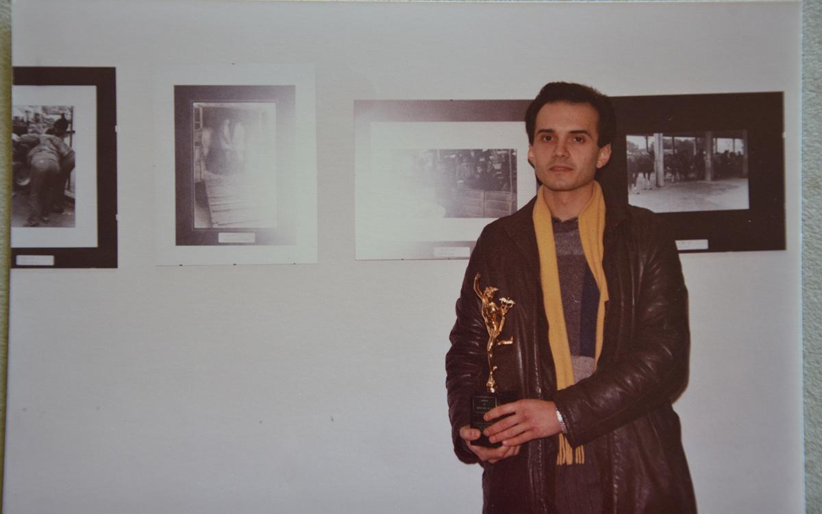 Premio per la fotografia1984-85