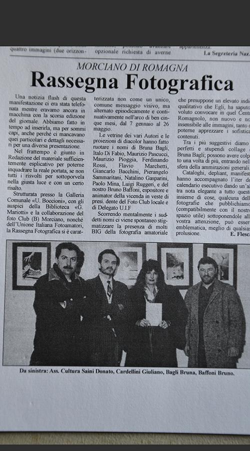 Fotografia - 1989